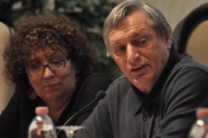 Don Ciotti e Daniela Faiferri