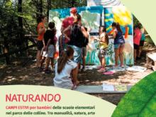 Campi estivi Naturando e Bimbopoli