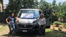 Strada facendo, un nuovo furgone grazie a Unicredit