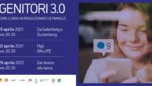 Genitori 3.0 – percorso formativo gratuito
